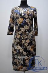 Платье 3/4 рукав женское Excellent 1284