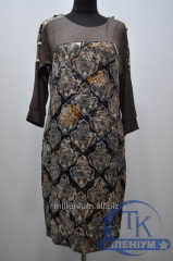 Платье 3/4 рукав женское Б. Jupiter 6229