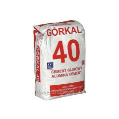 Цемент огнеупорный Gorkal -40