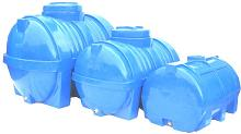 Capacities for water plastic