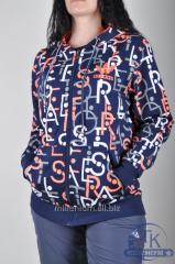 Кофта спортивная мужская трикотажная  Adidas