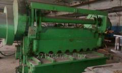 Scissors guillotine krivoshipny HA 3121