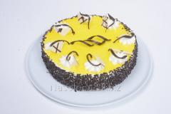 Bananovy cake