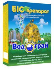 Βιοπροϊόντα για επιτάχυνση λιπασματοποίησης των