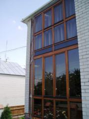 Window from an eurobar