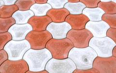 Производство морозостойкой тротуарной плитки.