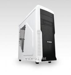 Корпус Zalman Z3 Plus (White) Steel/Plastic, Mid
