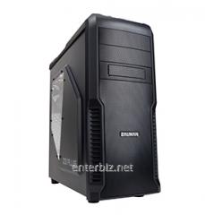 Zalman Z3 Plus case (Black) Steel/Plastic,