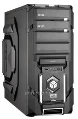 Корпус ProLogix A07B/7015-T Black PBS-500W-12cm,