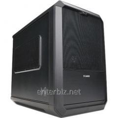 Zalman M1 case (Black) Steel/Plastic, Mini-ITX,
