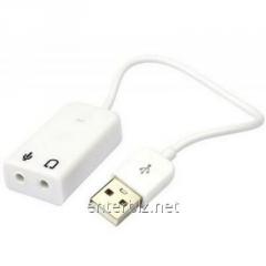 Sound card of Dynamode C-Media USB 8 3D RTL