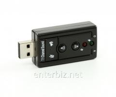 Звуковая карта ProLogix SC-108-8CN 8ch USB, код