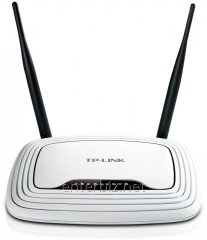 Wireless router of TP-LINK TL-WR841N DDP (1*Wan,