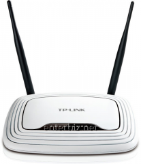Wireless router of TP-LINK TL-WR841ND DDP, code