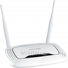 Wireless router of TP-LINK TL-WR842ND DDP, code