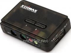 KVM switch Edimax EK-PAK2 supporting Audio/Mic on