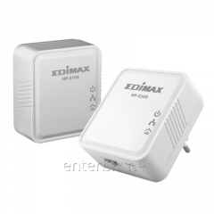 Adapter Kit to create an Ethernet network based on