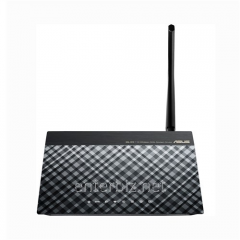 ADSL modem Asus DSL-N10_C1, 4xLan, 1xRj-11, Wi-Fi