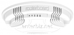 Access point of MikroTik cAP 2n (1x10/100 Ethernet