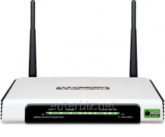 Wireless router of TP-Link TL-WR1042ND DDP, code