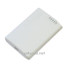 Роутер MikroTik PowerBox (RB750P-PBr2)