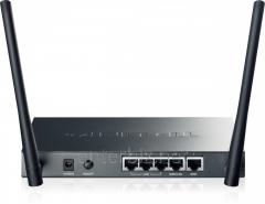 Router of TP-Link TL-ER604W DDP VPN (1x1Gbit WAN,