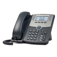 Cisco SB SPA508G IP phone (8 Line, Display, PoE,