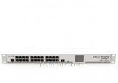 Router of MikroTik CRS125-24G-1S-RM (24x1G, 1x1G