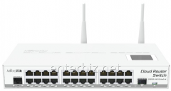 MikroTik CRS125-24G-1S-2HND-IN router (24x1G, 1x1G