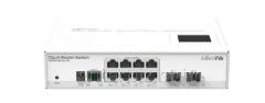 Роутер MikroTik CRS210-8G-2S-IN (8x1G, 2x10G