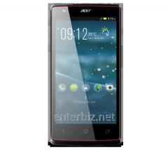 Acer Liquid E3 Dual Sim Silver smartphone