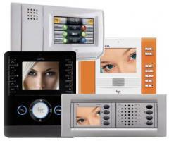 Аудио- и видеодомофоны - установка, продажа,