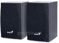 Acoustics of Genius SP-HF160 Black (31731063100),