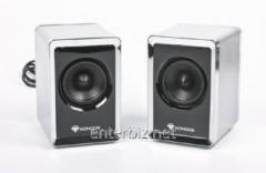 Speakers USB Konoos KNS-PU30 Silver, code 44693