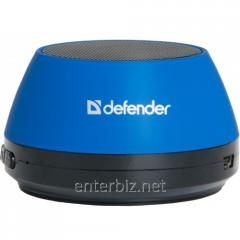 Portable acoustics of Defender 1.0 Foxtrot S3