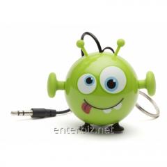 Column KitSound Mini Buddy Speaker Alien