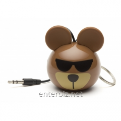 Column KitSound Mini Buddy Speaker Bear
