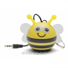 Колонка KitSound Mini Buddy Speaker Bee