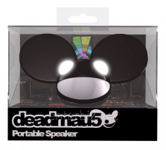 Колонка KitSound Deadmau5Portable Speaker Black