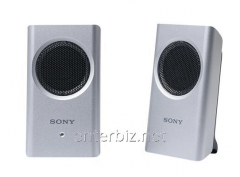 Computer speakers, Sony SRS-M30 Silver code 10853