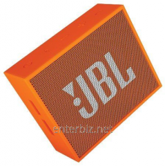 Колонки JBL GO Orange (JBLGOORG), код 130439