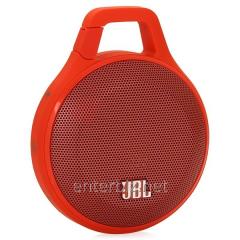 Колонки JBL Clip Plus Red (JBLCLIPPLUSRED), код