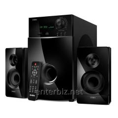 Sven speakers 2.1 MS-2100 Black DDP, code 60121