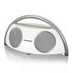 Acoustics of Harman/Kardon Go+Play Wireless White