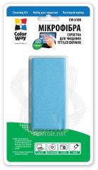 ColorWay cleaning wipe (CW-6108) microfiber, code
