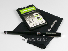 Cleaning Kit (CW-4811) set with stylus for