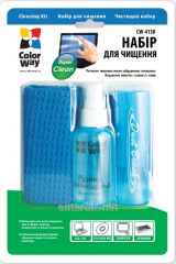 Cleaning Kit (CW-4130) 3 in 1 cleaning wipes,