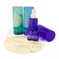 Cleaning Kit (CW-5163PUR) cloth and spray 49373