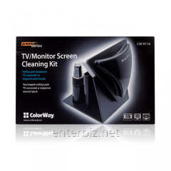 Cleaning Kit (CW-9116) Premium la TV panels and
