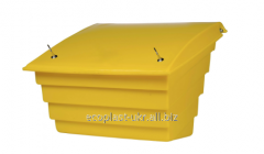 Containers for sand and PPM 150 sal